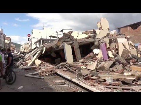 POST EARTHQUAKE HOUSING FOR ECUADOR'S HOMELESS by Abitá