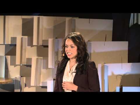 Speak like your idols, become what you want: Elaine Eksvard at TEDxSSE