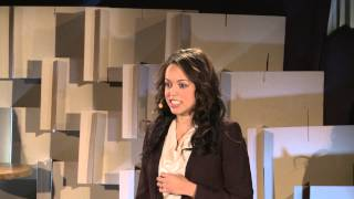 Speak like your idols, become what you want: Elaine Eksvard at TEDxSSE