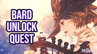 FFXIV 2.0 0026 Bard Unlock Quest