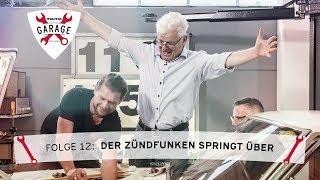 Mazda Garage mit Cyndie & Det: Folge 12 – Der Zündfunken springt über
