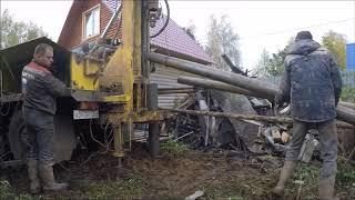 видео бурение скважин на воду пермь