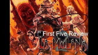 La-Mulana 2 Review: First Five (Video Game Video Review)