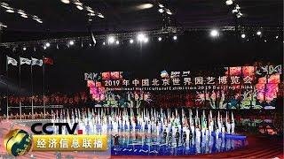 《经济信息联播》 20190428| CCTV财经