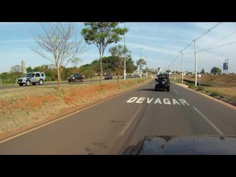 Comboio 9º Encontro LAND CLUBE BRASIL - Amigos Land Rover - Barretos - São Paulo - Brasil - 2017