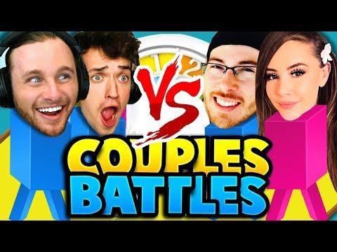 Couples Battles The Game Of Life Crundee Vs Garreah