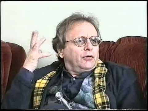 Sylvester McCoy (Doctor Who actor) Wine & Dine 1999