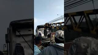 National bus accident