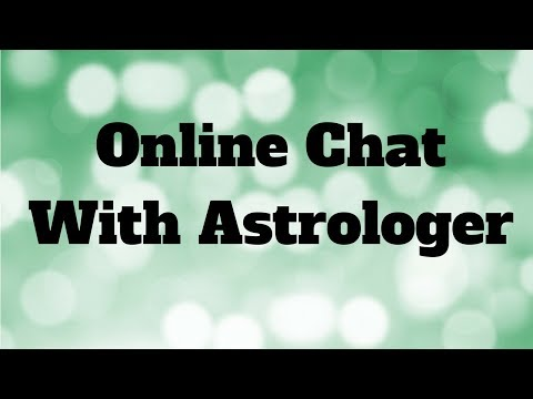 Online Chat With Astrologer - Astrologer Live Chats