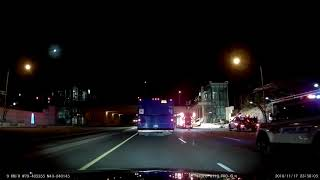 Accident at Hwy 7 and Leslie on 11/18/2018