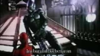 Spiderman Green Goblin Singing Indian Music (Malayalam)