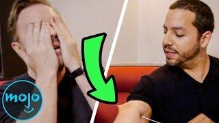 Top 10 Unbelievable David Blaine Magic Tricks