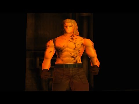 Metal Gear Solid: Liquid Snake Boss Fight and Ending