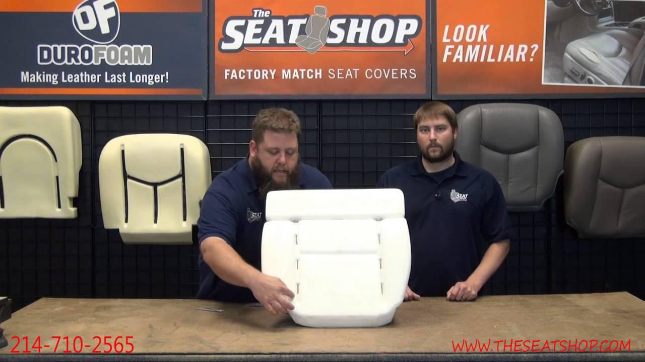 2004 2008 Ford F150 Durofoam Cushion Youtube