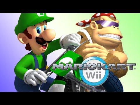 how to get custom tracks mario kart wii