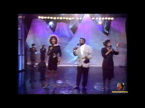 1989 Bebe and Cece Winans and Whitney Houston on Arsenio Hall