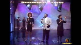 1989 Bebe and Cece Winans and Whitney Houston on Arsenio Hall