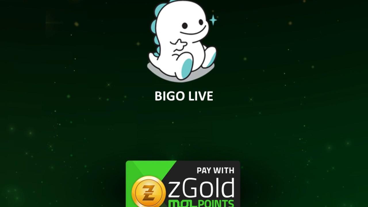 Bigo Live: Top-up with zGold-MOLPoints