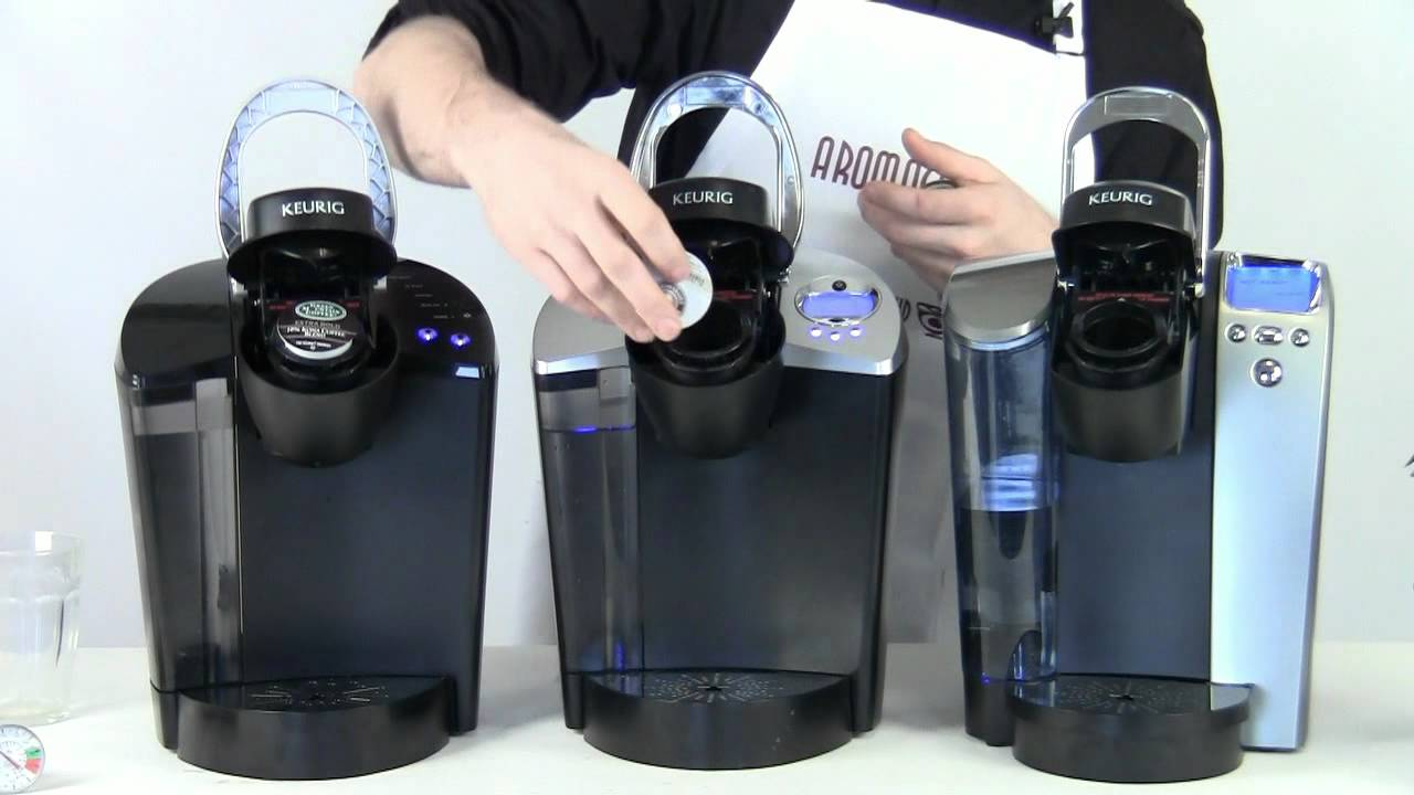 Keurig B40 Vs B60 Vs B70 Youtube