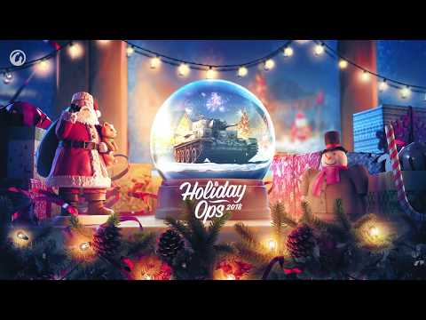 World of Tanks - Holiday Ops 2018 Guide - Starting 15 Dec