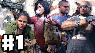 World War Z Game - Gameplay Walkthrough Part 1 - Episode 1: New York!