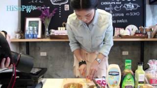 Gourmet It Yourself :: A B C Sandwich