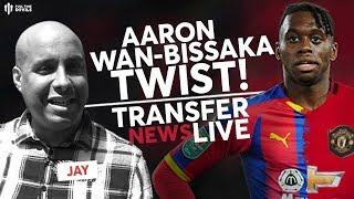 MAN UTD Transfer Daily: United Target Twist!