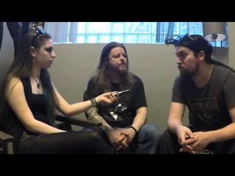 ENTOMBED A.D.'s Victor & Nico on US Tour with Amon Amarth, 'Dead Dawn' & Songwriting [Part 1]