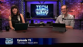 Totally Not Haunted Radio - Tech News Weekly 75