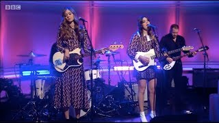 First Aid Kit – Fireworks Live on The Andrew Marr Show. 4 Mar 2018