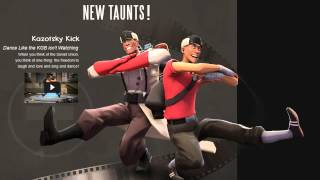 Team Fortress 2: Kazotsky Kick 5 Minute Extension (cossack_sandvich.wav)
