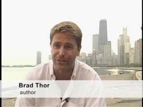Brad Thor -- The First Commandment - Book Video