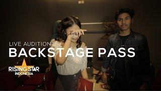 "BACKSTAGE PASS : ""BACKSTAGE LIVE AUDITION 3 PECAH DENGAN TANGISAN"""