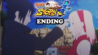 Naruto Shippuden Ending (ENGLISH SUB, JAPANESE AUDIO) - Naruto Shippuden Ultimate Ninja Storm 4