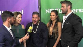 Cast of Famously Single Season 2 | NBC Summer Press Day
