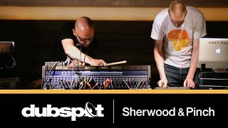 Dubspot 'Dub and Bass Master Class' w/ Pinch & Adrian Sherwood @ Dub Champions - Cielo, NYC