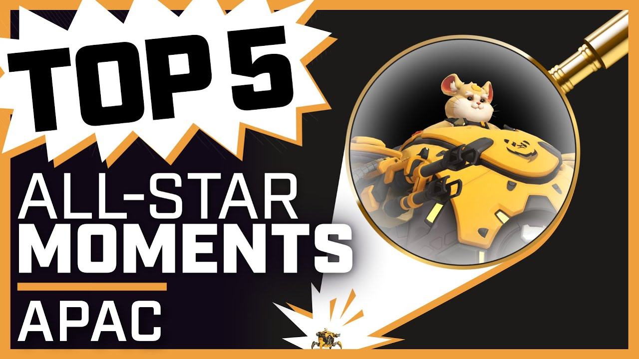 TINY Wrecking Ball the NEW META?! 🤣 | Top 5 Moments —All-Stars APAC
