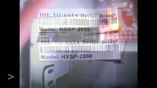Переходники  IDE to SATA
