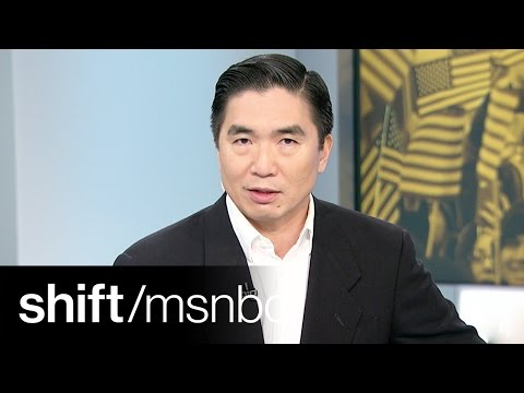 'Allegiance' Actor On Japanese American Internment | shift | MSNBC