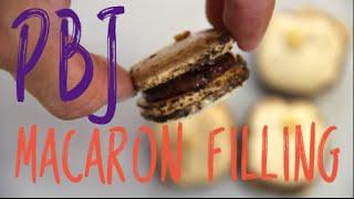 Pbj Creme Macaron Filling (by Blanchturnip)