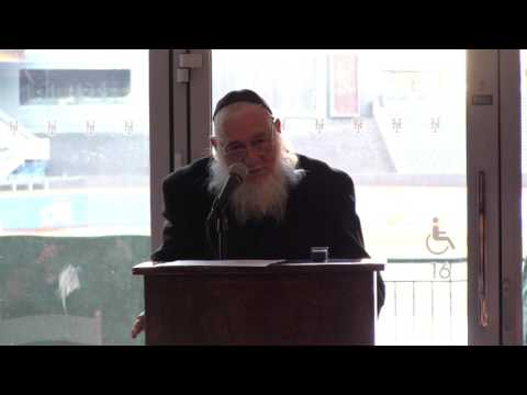 Rabbi Zev Leff: Foundations In Jewish Education