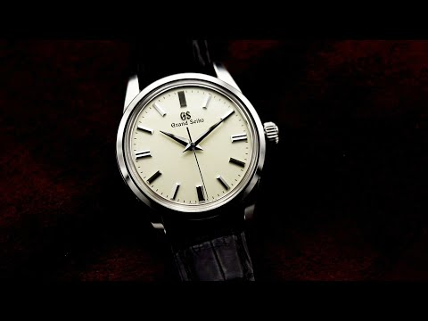 When Grand Seiko Makes The Perfect Dress Watch | SBGW231