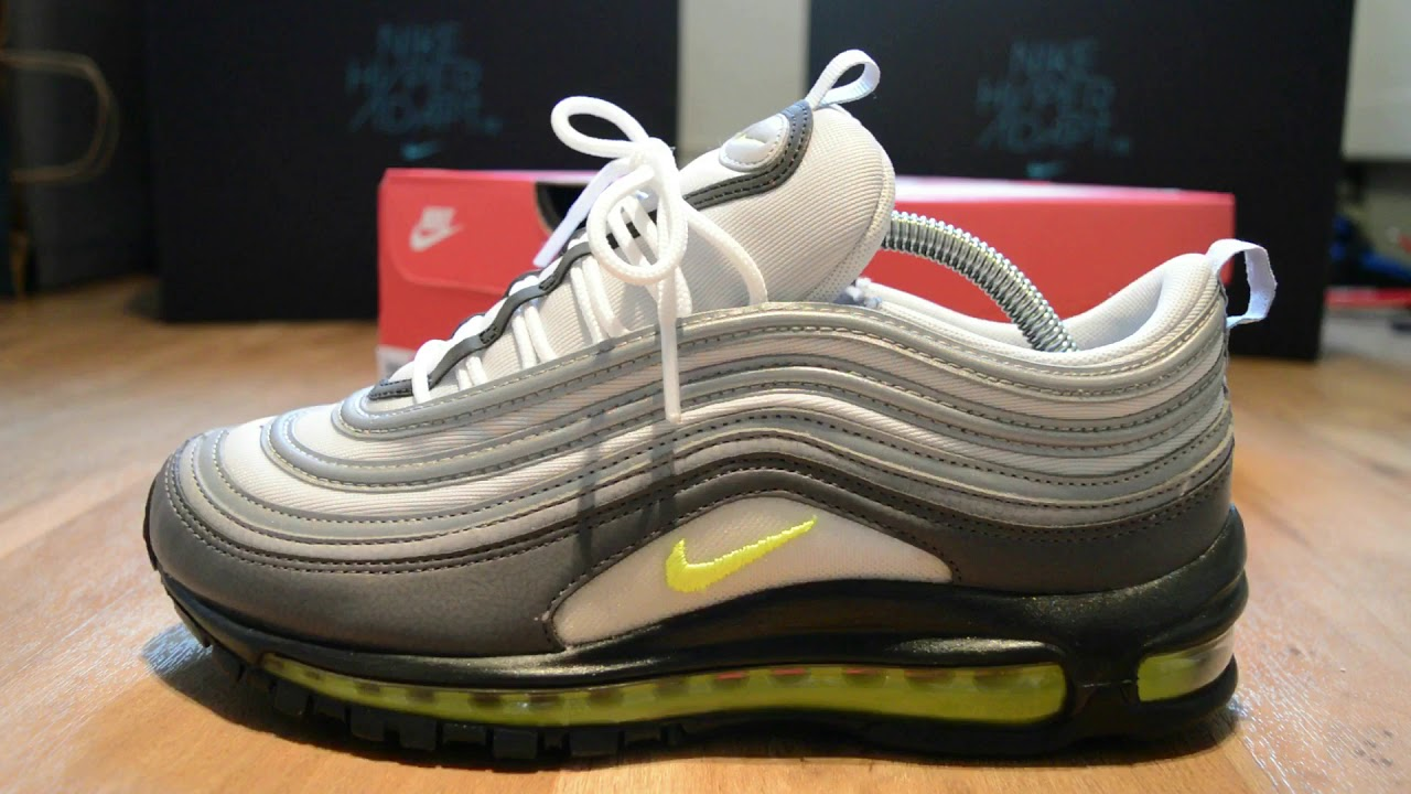 Nike WMNS Air Max 97 Neon 921733 003 | What's Crackin