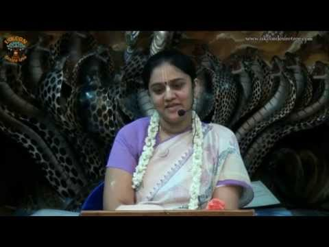 Kuntidevi Stuti 03 (Telugu) by HG Nitai Sevini Mataji at ISKCON VIZAG
