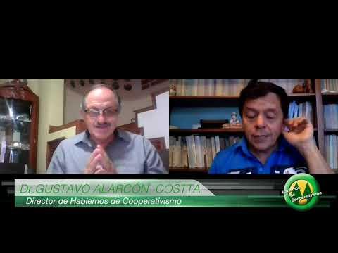 Juan Carlos Urgilés en Hablemos de Cooperativismo -  RTU