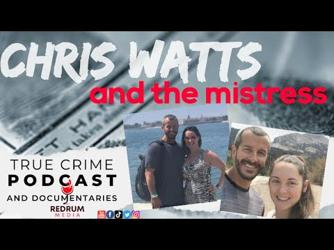Repeat Chris Watts Mistress Blows Kisses to him in Newly Released