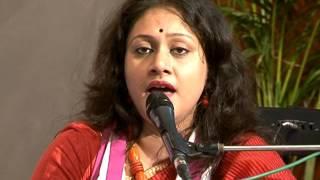 susmita patra -3 perfomed tagor's songs at BNM, at Dhaka on 30.04.2016 Bangladesh