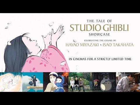 The Tale of Studio Ghibli Showcase - Official Trailer #2
