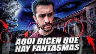 Download paso la NOCHE en un sanatorio \