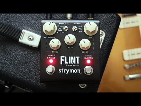 Strymon Flint | Is There Anything Better?